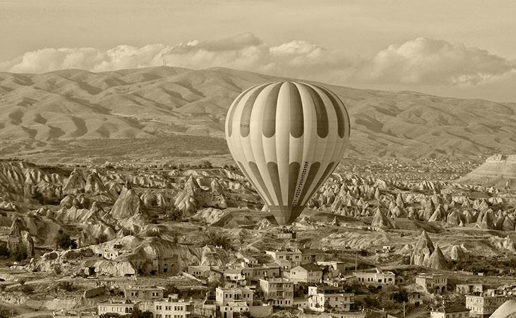Balon Turu İletişim