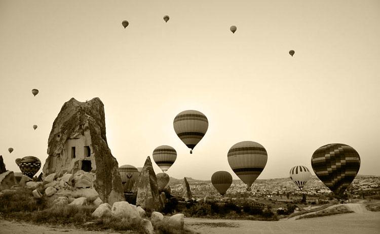 Balon Turu Kapadokya