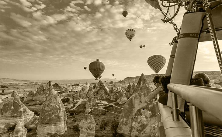 Ürgüp Göreme Balon Turu Fiyatı